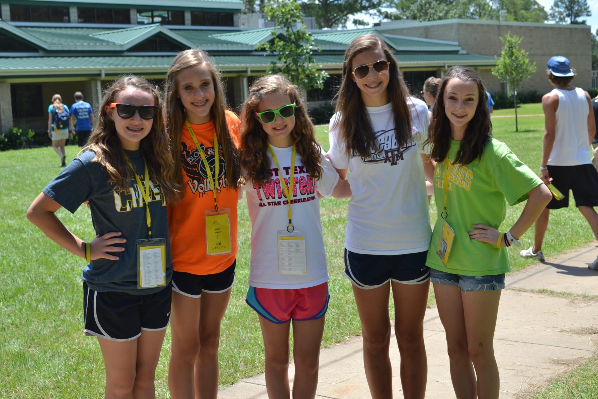 Summer Camp Friendships