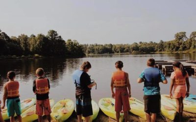 A Week Away…. The Power of Summer Camp