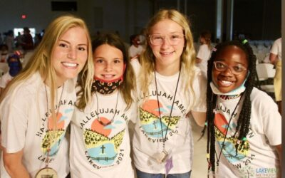 """Why I loved being """"Sprout"""" at Lakeview Summer Camp….A Message from Anna Callender"""